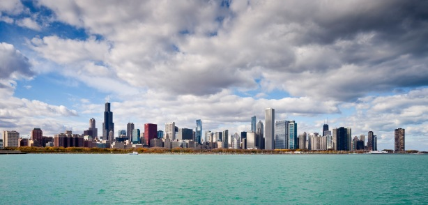 Figure 1: Chicago Skyline