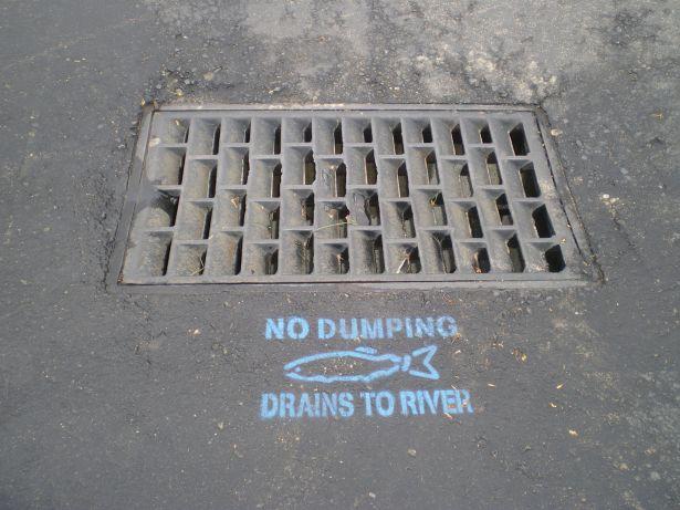 Figure 3: No Dumping