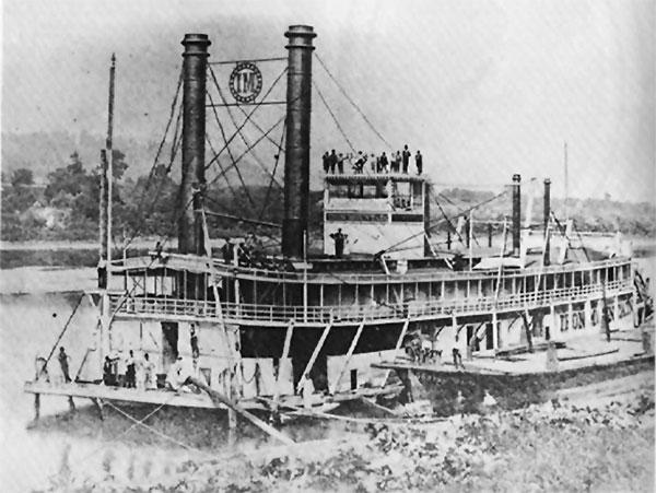 Figure 4: Steamboat