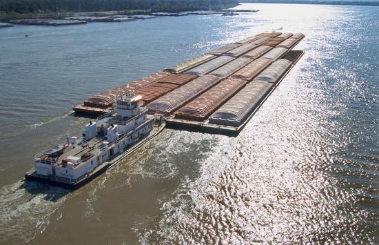 Figure 5: Barge