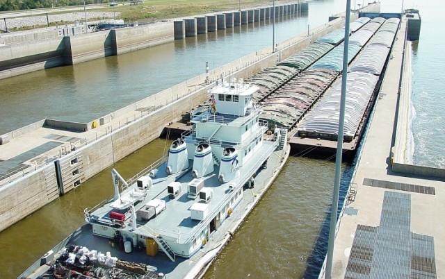 Figure 6: Barge